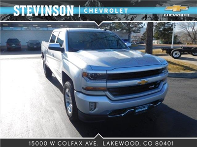 2018 Silverado 1500 Crew Cab 4x4, Pickup #85301 - photo 1