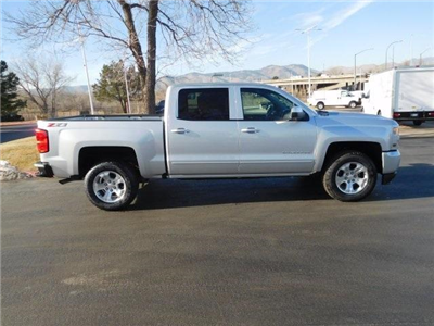 2018 Silverado 1500 Crew Cab 4x4, Pickup #85301 - photo 3