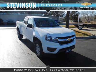 2018 Colorado Extended Cab 4x4 Pickup #85305 - photo 1