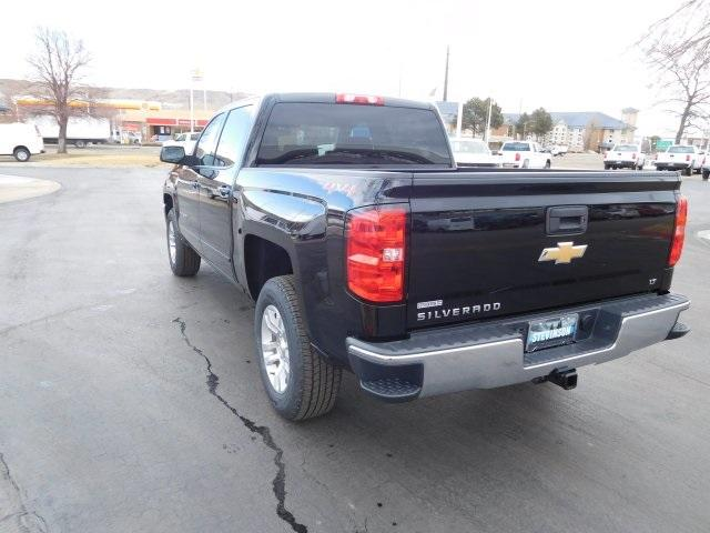 2018 Silverado 1500 Crew Cab 4x4 Pickup #85323 - photo 2