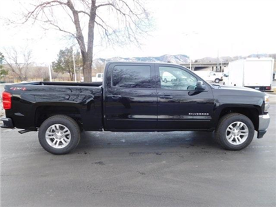 2018 Silverado 1500 Crew Cab 4x4 Pickup #85323 - photo 3