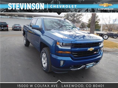 2018 Silverado 1500 Crew Cab 4x4, Pickup #85326 - photo 1
