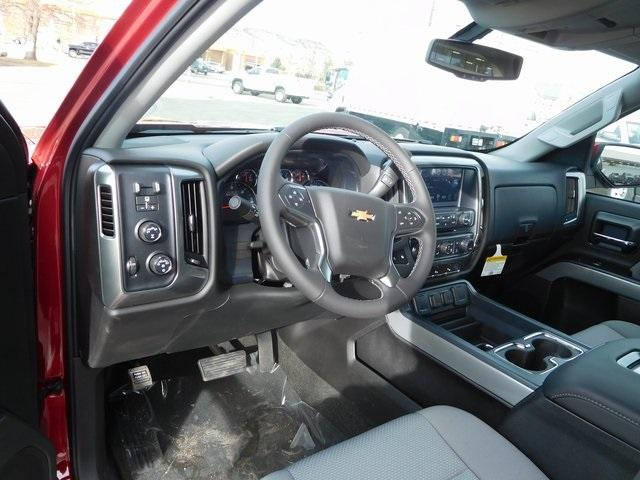 2018 Silverado 1500 Crew Cab 4x4, Pickup #85332 - photo 4