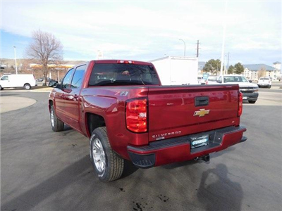 2018 Silverado 1500 Crew Cab 4x4, Pickup #85332 - photo 2