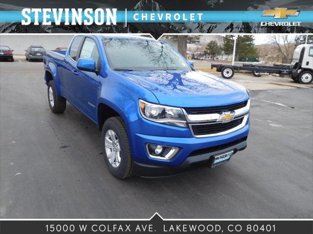 2018 Colorado Extended Cab 4x4, Pickup #85338 - photo 1
