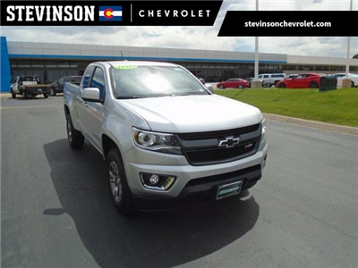 2018 Colorado Extended Cab 4x4,  Pickup #85369 - photo 1
