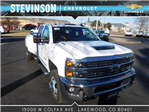 2018 Silverado 3500 Crew Cab 4x4, Pickup #85371 - photo 1