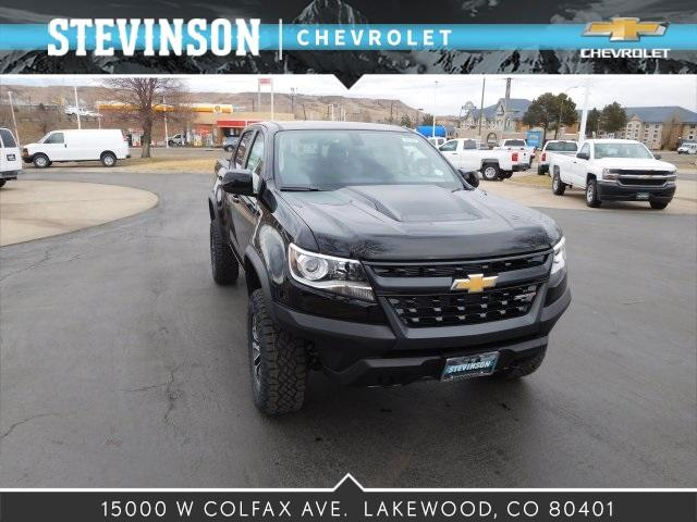 2018 Colorado Crew Cab 4x4, Pickup #85397 - photo 1