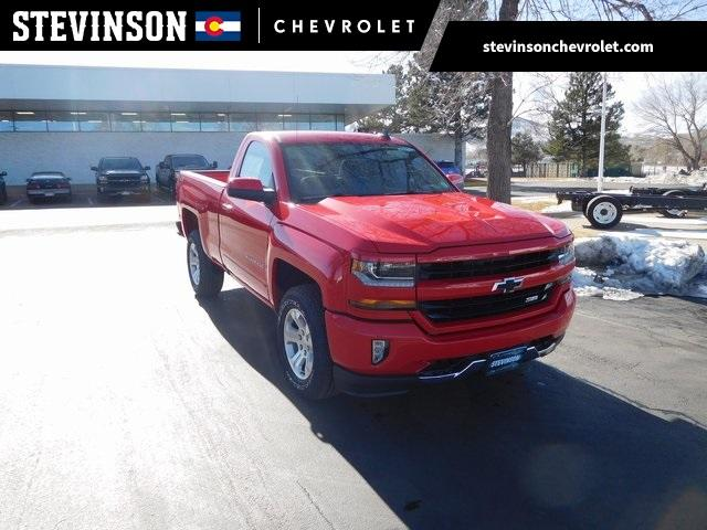 2018 Silverado 1500 Regular Cab 4x4,  Pickup #85442 - photo 1