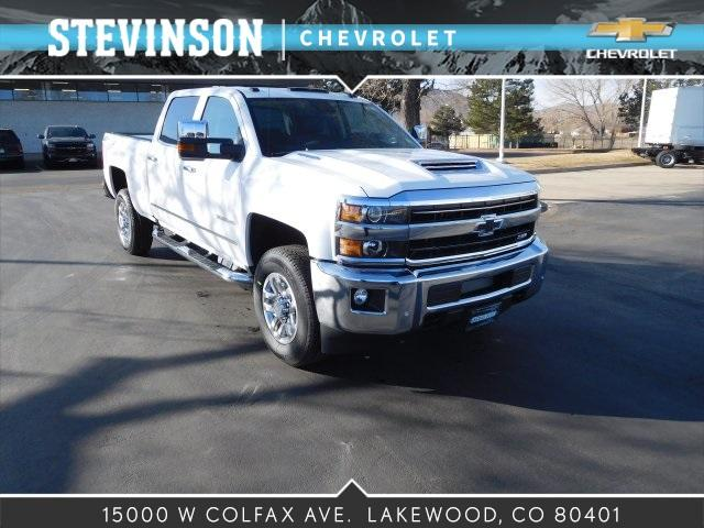 2018 Silverado 3500 Crew Cab 4x4, Pickup #85533 - photo 1