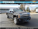 2018 Silverado 2500 Crew Cab 4x4, Pickup #85536 - photo 1