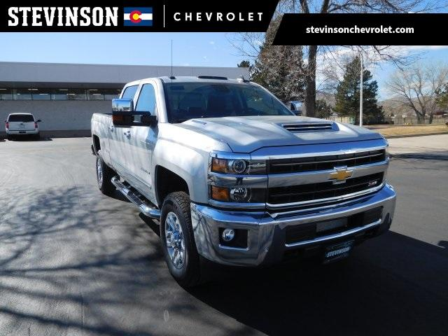 2018 Silverado 2500 Crew Cab 4x4,  Pickup #85545 - photo 1