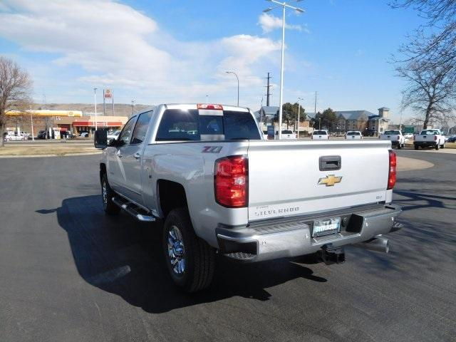 2018 Silverado 2500 Crew Cab 4x4,  Pickup #85545 - photo 2