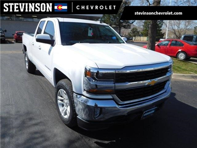 2018 Silverado 1500 Double Cab 4x4,  Pickup #85609 - photo 1