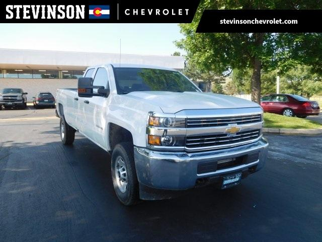 2018 Silverado 2500 Double Cab 4x4,  Pickup #85625 - photo 1
