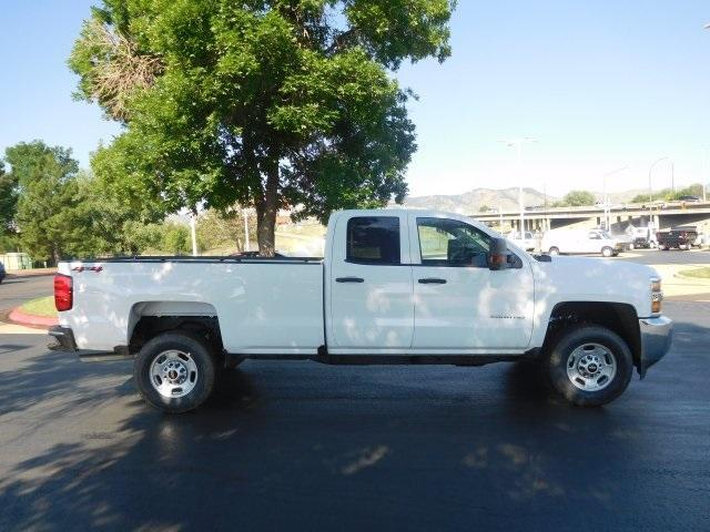 2018 Silverado 2500 Double Cab 4x4,  Pickup #85625 - photo 3