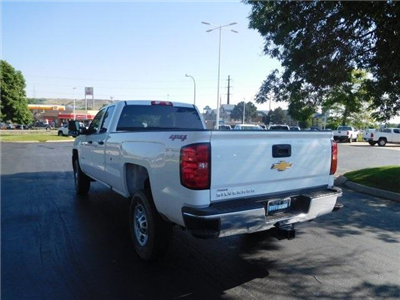 2018 Silverado 2500 Double Cab 4x4,  Pickup #85625 - photo 2