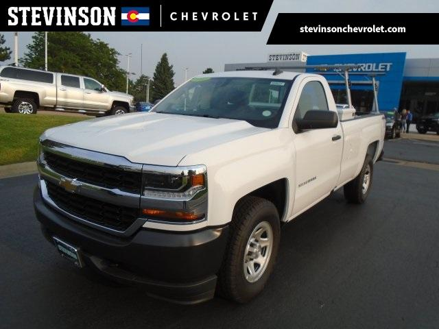 2018 Silverado 1500 Regular Cab 4x4,  Pickup #85627 - photo 16