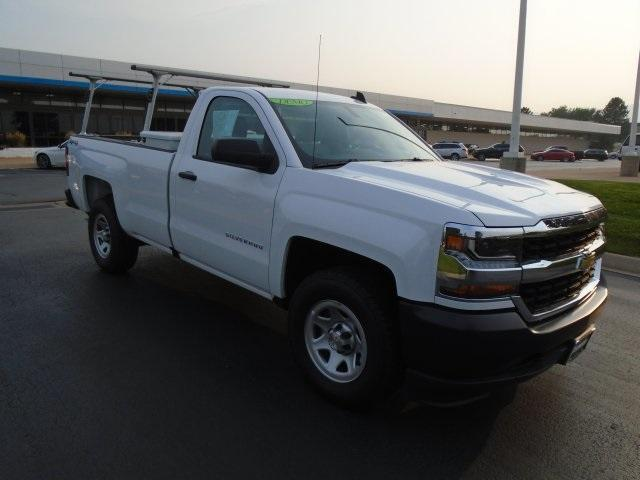 2018 Silverado 1500 Regular Cab 4x4,  Pickup #85627 - photo 18