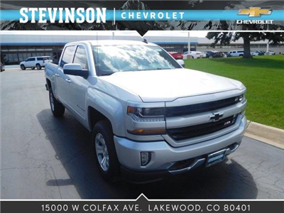 2018 Silverado 1500 Crew Cab 4x4, Pickup #85669 - photo 1