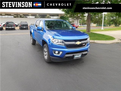2018 Colorado Crew Cab 4x4,  Pickup #85686 - photo 1