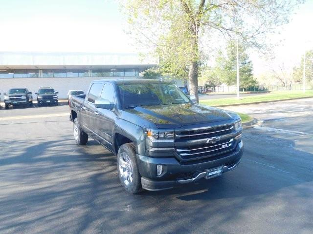 2018 Silverado 1500 Crew Cab 4x4,  Pickup #85691 - photo 17