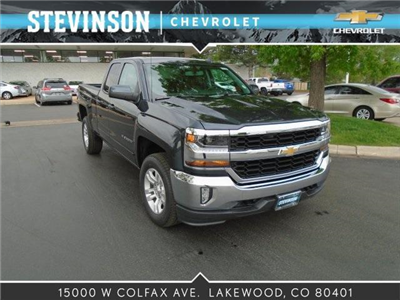 2018 Silverado 1500 Double Cab 4x4, Pickup #85706 - photo 1