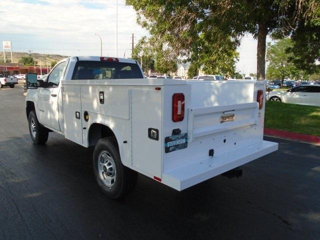 2018 Silverado 2500 Regular Cab 4x4,  Service Body #85737 - photo 2