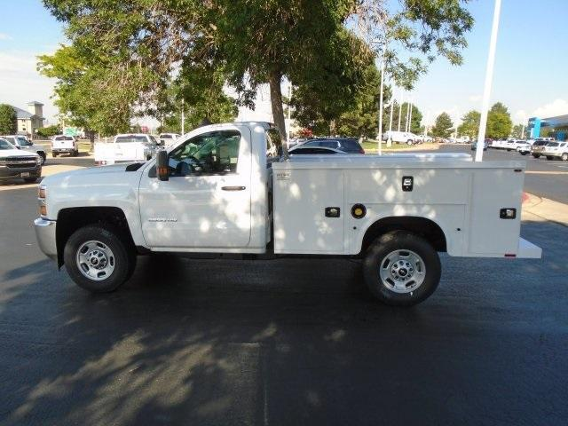2018 Silverado 2500 Regular Cab 4x4,  Service Body #85737 - photo 13