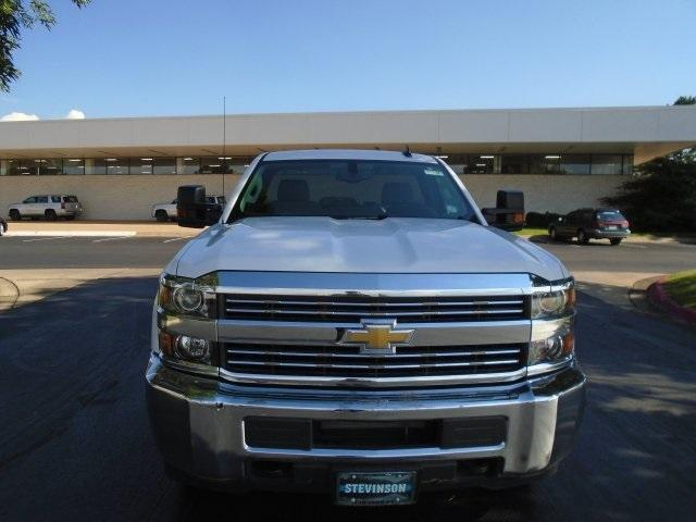 2018 Silverado 2500 Regular Cab 4x4,  Service Body #85737 - photo 3