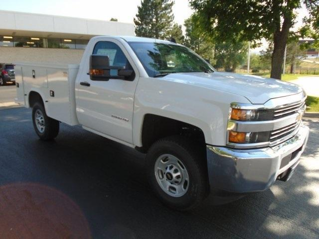 2018 Silverado 2500 Regular Cab 4x4,  Service Body #85737 - photo 4