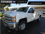 2018 Silverado 2500 Regular Cab 4x4,  Service Body #85737 - photo 1