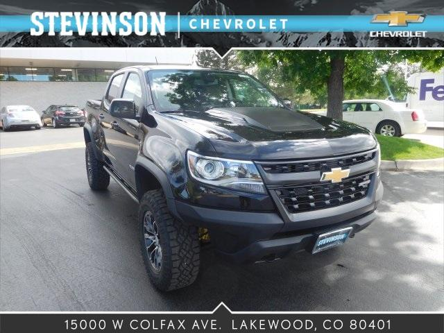2018 Colorado Crew Cab 4x4,  Pickup #85750 - photo 1
