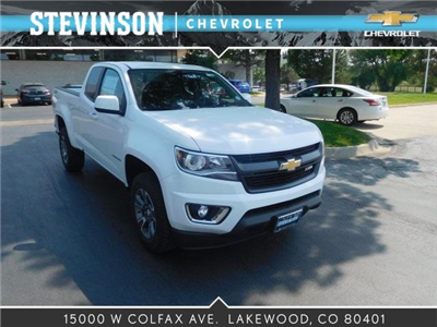 2018 Colorado Extended Cab 4x4,  Pickup #85761 - photo 1