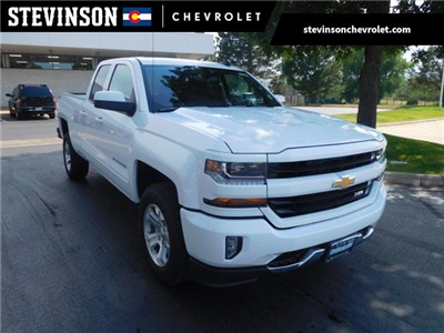 2018 Silverado 1500 Double Cab 4x4,  Pickup #85803 - photo 16