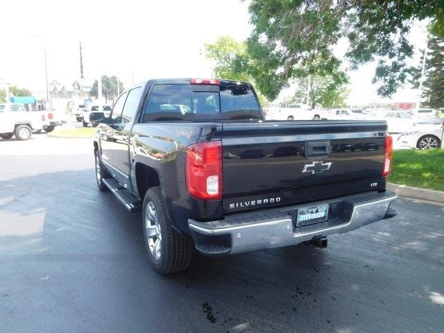 2018 Silverado 1500 Crew Cab 4x4,  Pickup #85804 - photo 2