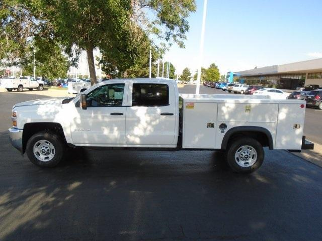 2018 Silverado 2500 Crew Cab 4x4,  Service Body #85805 - photo 9