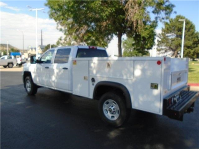 2018 Silverado 2500 Crew Cab 4x4,  Service Body #85805 - photo 2