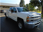 2018 Silverado 2500 Crew Cab 4x4,  Service Body #85805 - photo 4