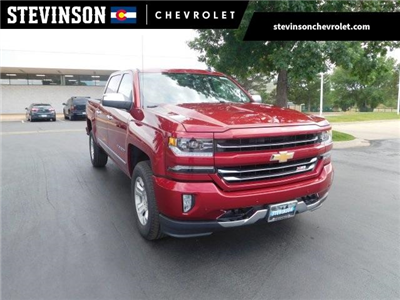 2018 Silverado 1500 Crew Cab 4x4,  Pickup #85808 - photo 1