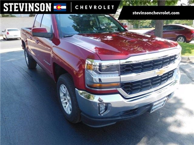 2018 Silverado 1500 Double Cab 4x4,  Pickup #85812 - photo 1