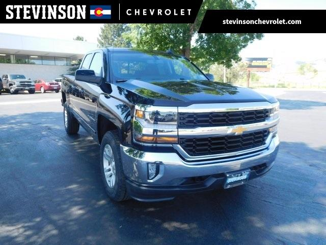 2018 Silverado 1500 Double Cab 4x4,  Pickup #85834 - photo 1