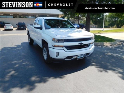 2018 Silverado 1500 Double Cab 4x4,  Pickup #85835 - photo 16