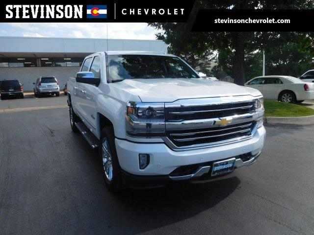 2018 Silverado 1500 Crew Cab 4x4,  Pickup #85854 - photo 1