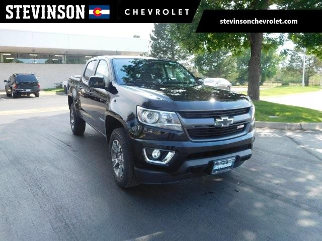 2018 Colorado Crew Cab 4x4,  Pickup #85868 - photo 1