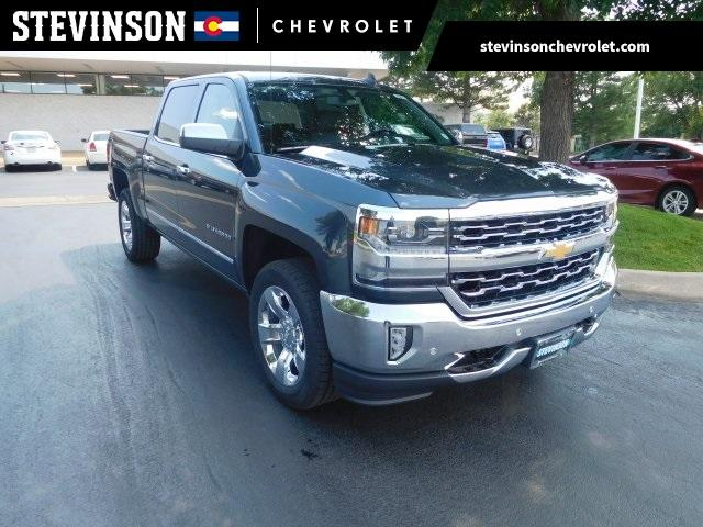 2018 Silverado 1500 Crew Cab 4x4,  Pickup #85871 - photo 16