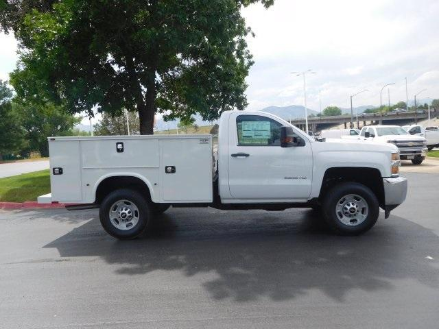2018 Silverado 2500 Regular Cab 4x4,  Service Body #85875 - photo 3