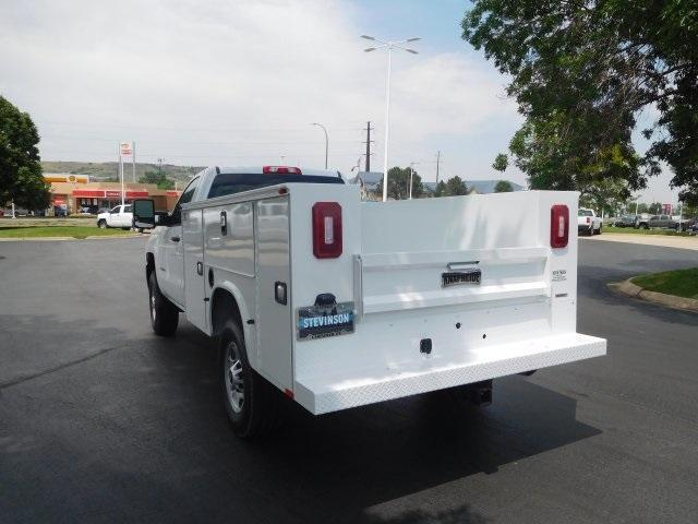 2018 Silverado 2500 Regular Cab 4x4,  Service Body #85875 - photo 2