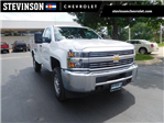 2018 Silverado 2500 Regular Cab 4x4,  Service Body #85875 - photo 1