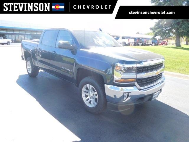 2018 Silverado 1500 Crew Cab 4x4,  Pickup #85892 - photo 16